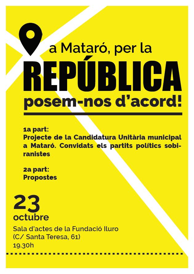 Mataro Republica 23O